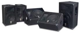 BR Loudspeakers