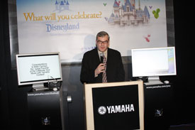 Rick Young, Senior Vice President, Yamaha Corporation of America