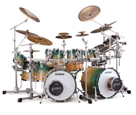 Yamaha PHX Drum kit