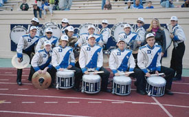 Duke University's Marching Drumline