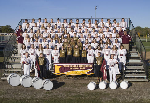 Fergus High School Band