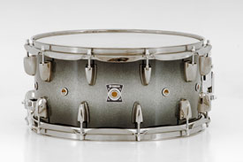 Oak Black Sparkle Sunburst Loud Series Snare