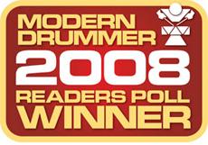 Modern Drummer 2008 Reader Poll