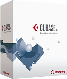 Cubase 4 Product Box