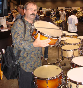 Yamaha at the Annual Percussive Arts Society International Converence