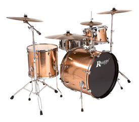 Rogers Trailblazer Brushed Copper Kit