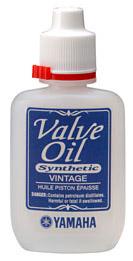 Vintage valve oil