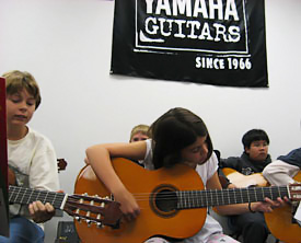 Las Vegas Public Schools Guitar Program