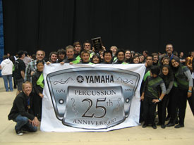 Yamaha and WGI