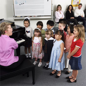 YMES Junior Music Course