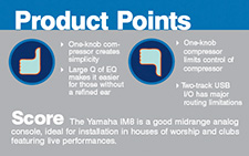 IM8 Product Points