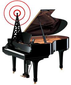 Yamaha's Piano Radio Service