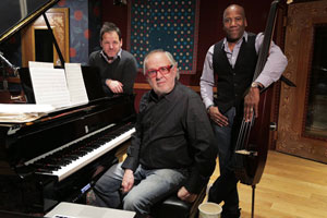 Bob James and Nathan East Announce First Duet Album