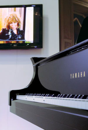 Yamaha Delights with New York Streaming Concerts at Winter NAMM 2011