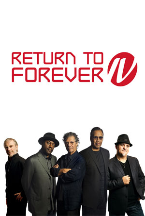 Win a Meet And Greet with RETURN TO FOREVER