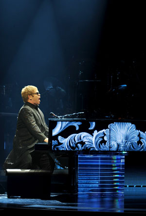 Win the Ultimate Getaway to See Elton John's