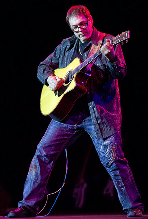 Yamaha Artist Don Alder Wins Guitar Player's Superstar 2010 Champion Crown
