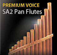 New Pan Flute Sounds