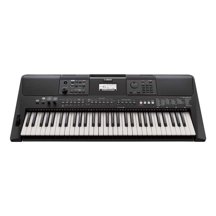 PSR-E463 - Overview - Portable Keyboards - Keyboard Instruments