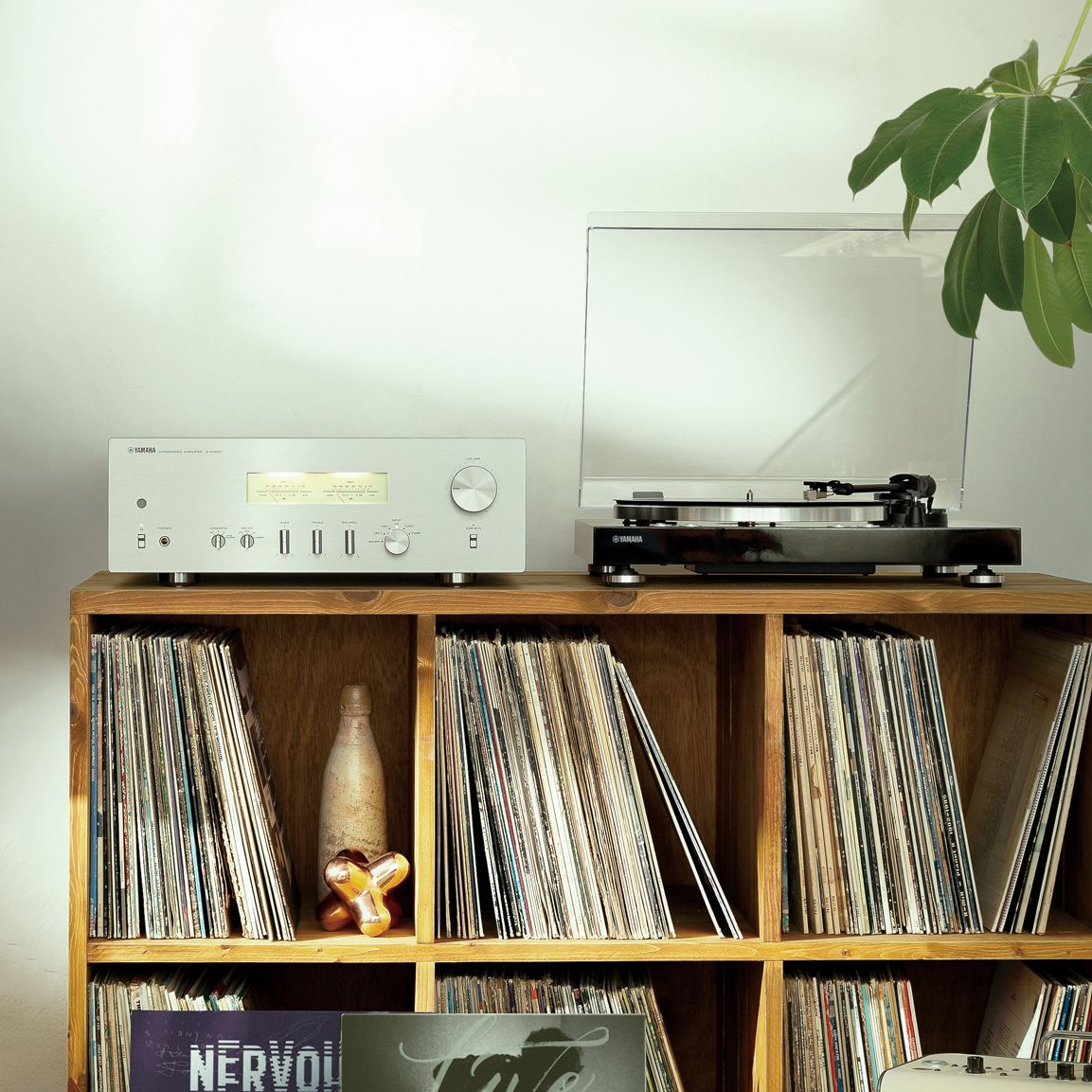 A-S1200 - Overview - Hi-Fi Components - Audio & Visual - Products - Yamaha  - United States