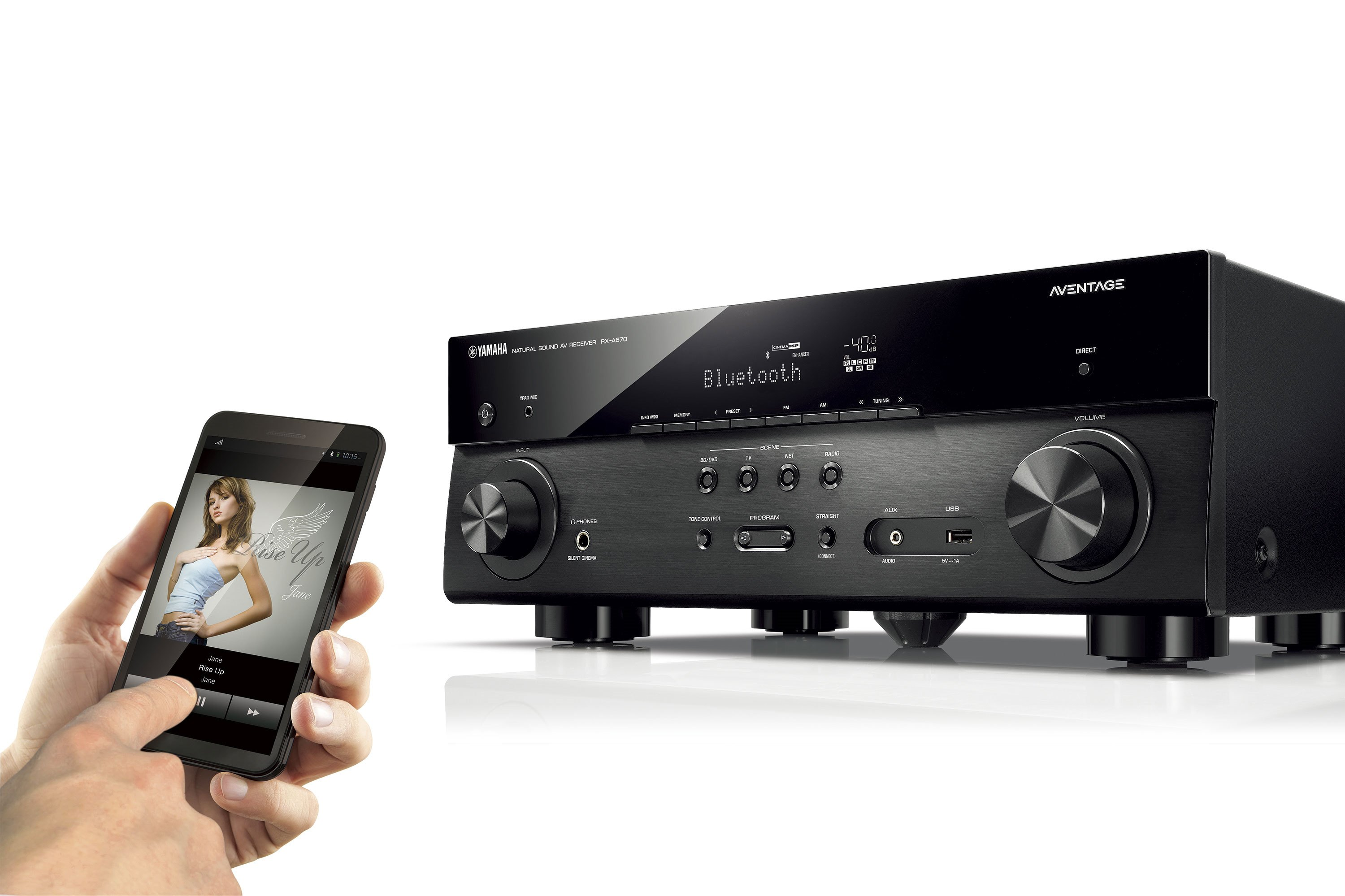 RX-A670 - Overview - AV Receivers - Audio & Visual - Products