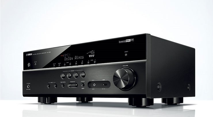 RX-V581 - Downloads - AV Receivers - Audio & Visual - Products ... on