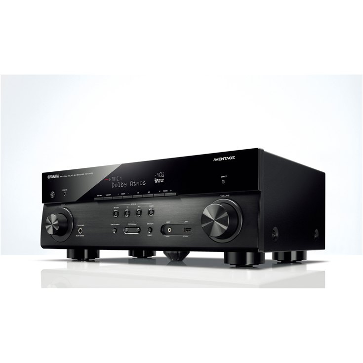 RX-A670 - Specs - AV Receivers - Audio & Visual - Products