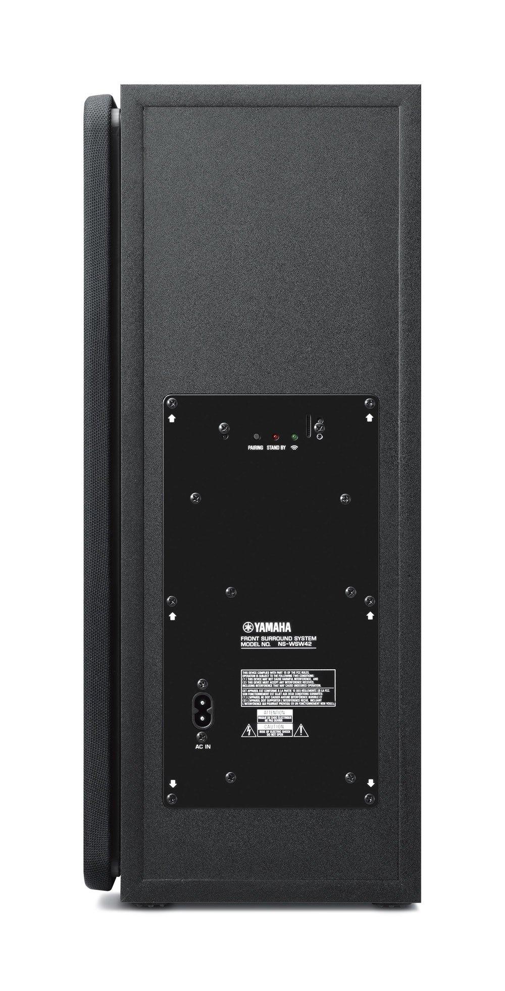 Descripción Barra de Sonido Yamaha YAS-207