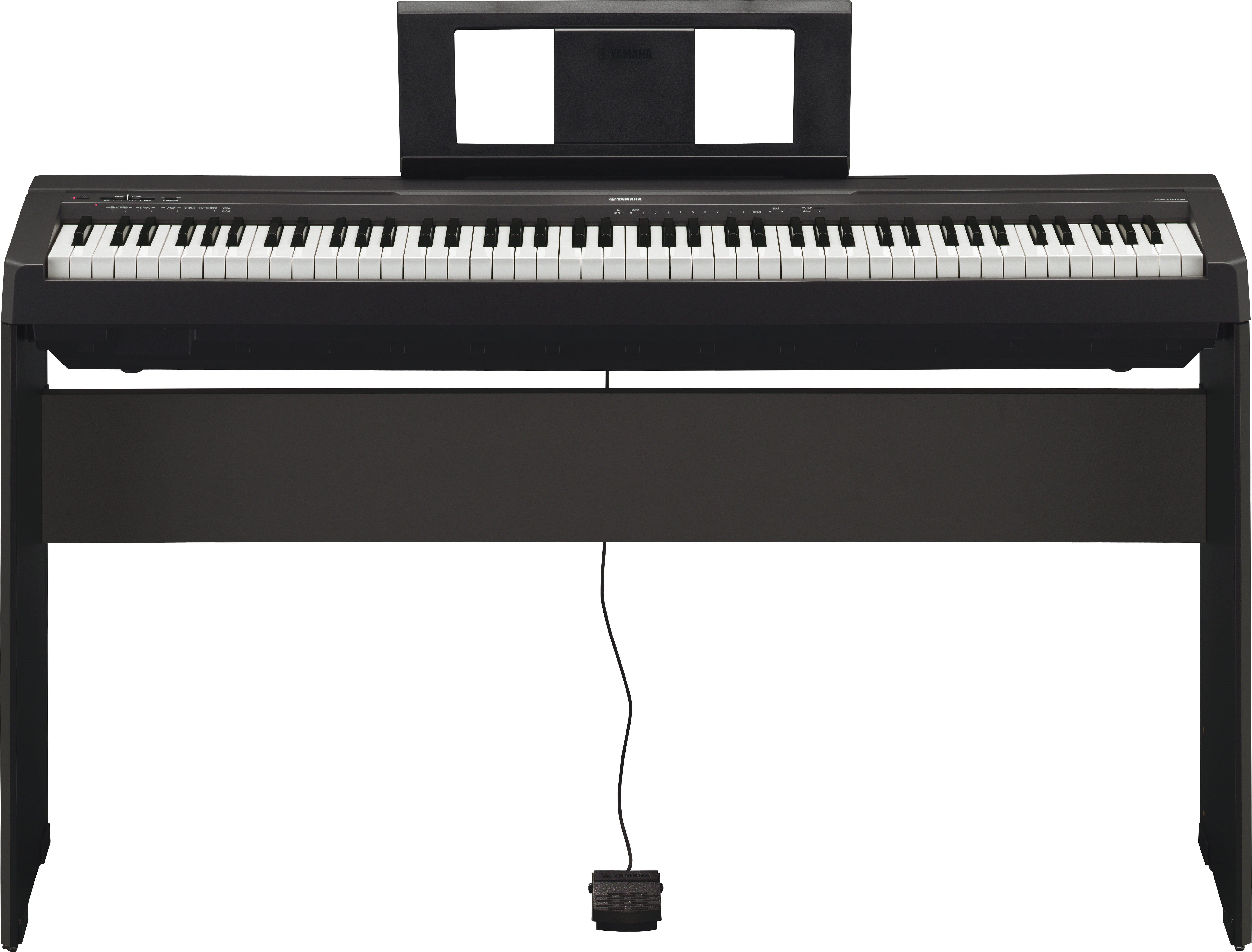 yamaha p45  P-45 - Overview - P-Series - Pianos - Musical Instruments - Products ...