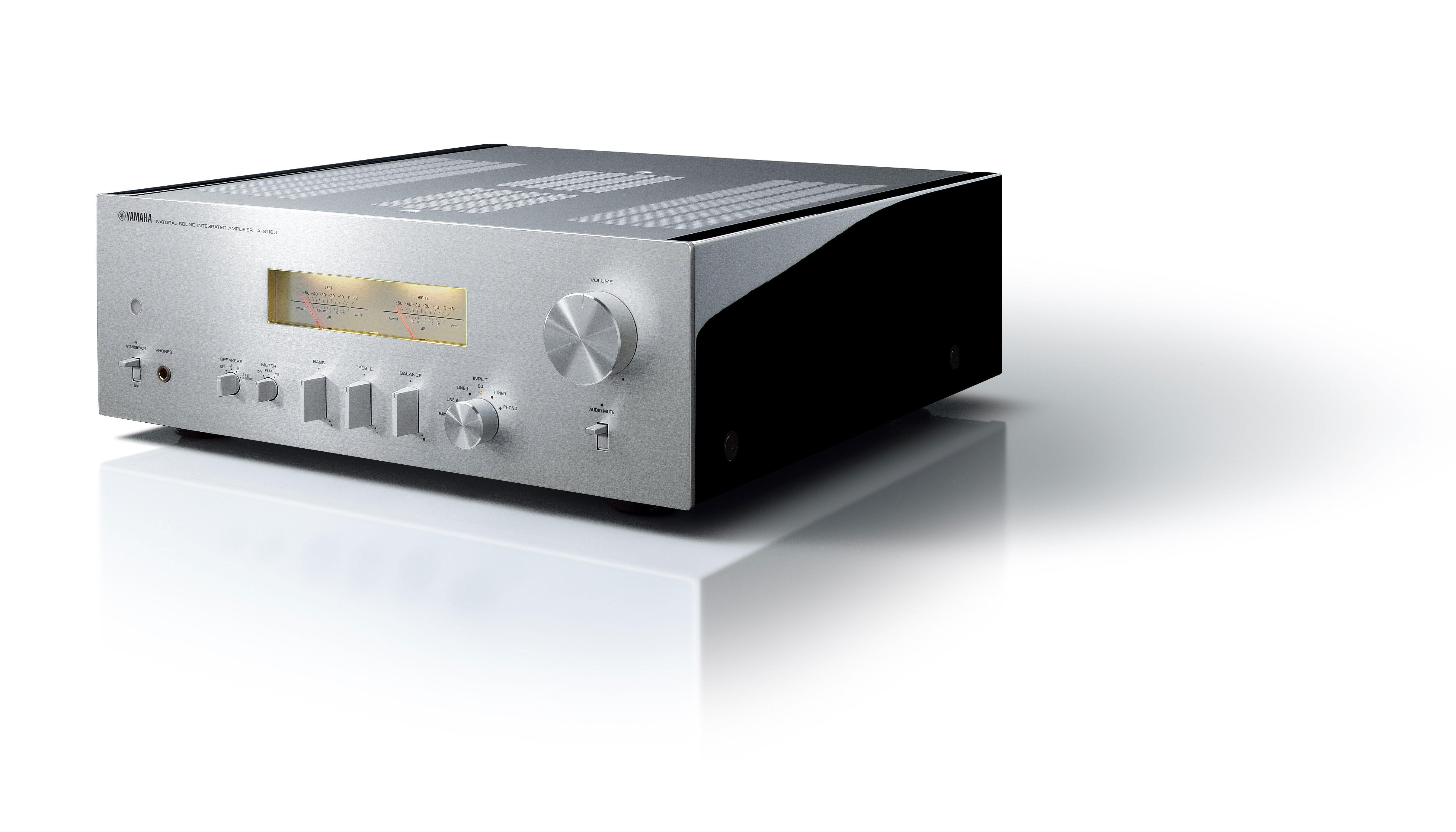 A S1100 Features Yamaha United States High Impedance Input Hi Fi Tone Control Previous