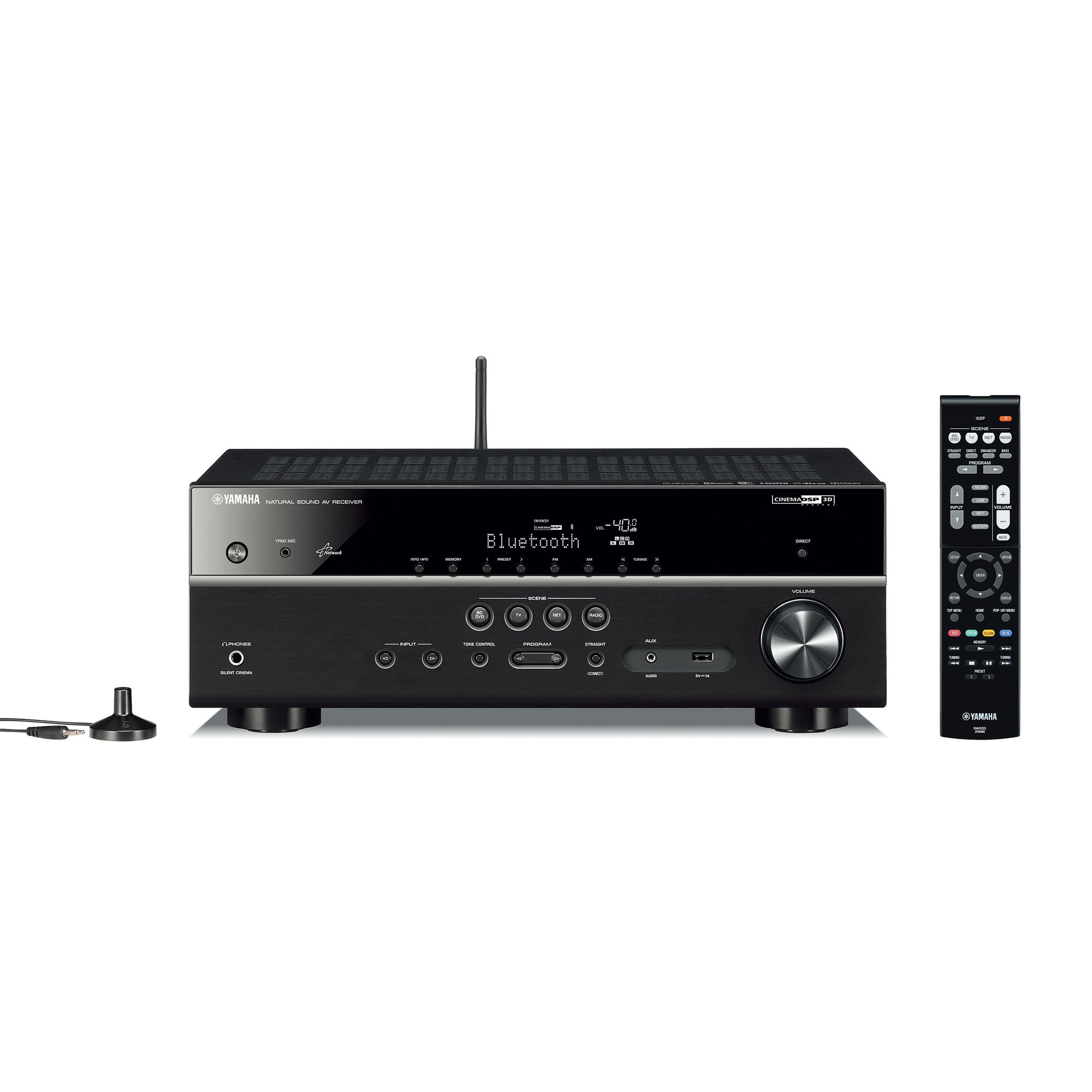 YHT-5920UBL - Features - Home Theater Systems - Audio & Visual ...