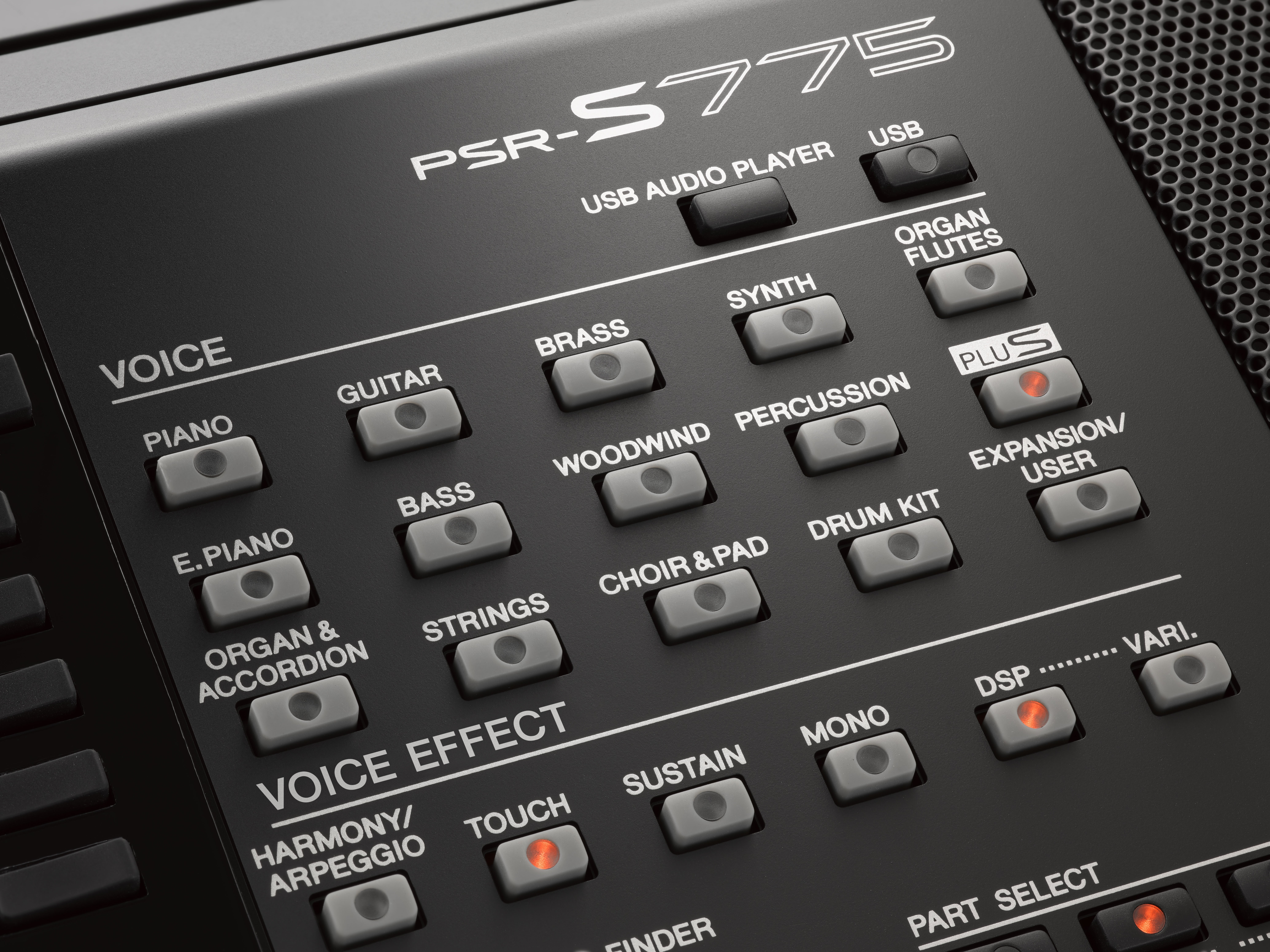 PSR-S775 - Specs - Digital and Arranger Workstations