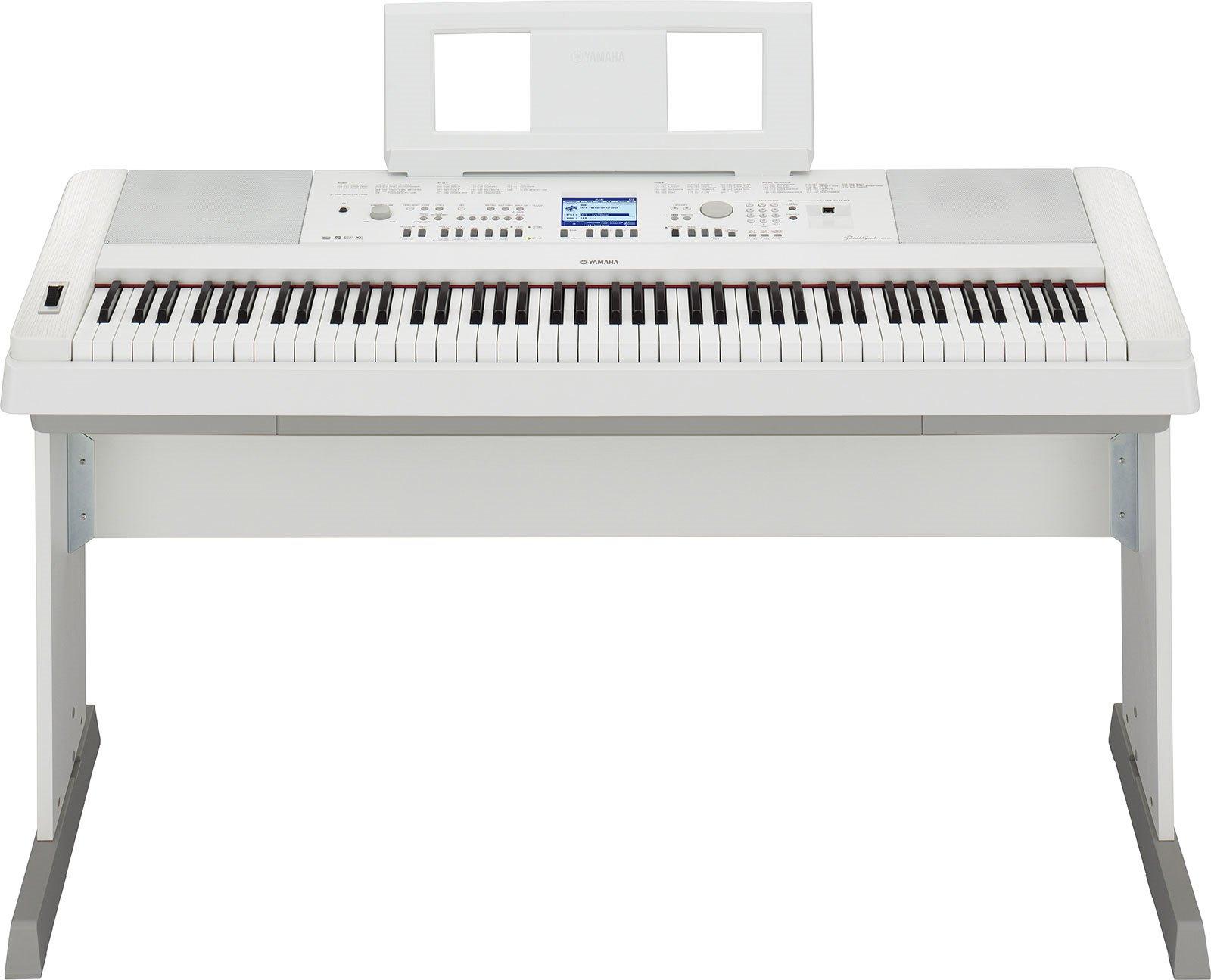 DGX-650 - Downloads - Portable Grand - Pianos - Musical