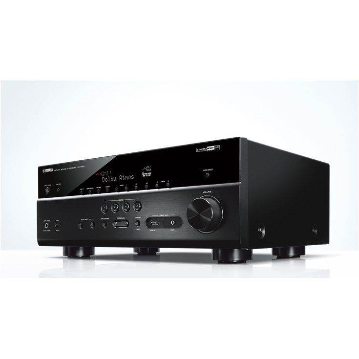 RX-V683 - Overview - AV Receivers - Audio & Visual - Products
