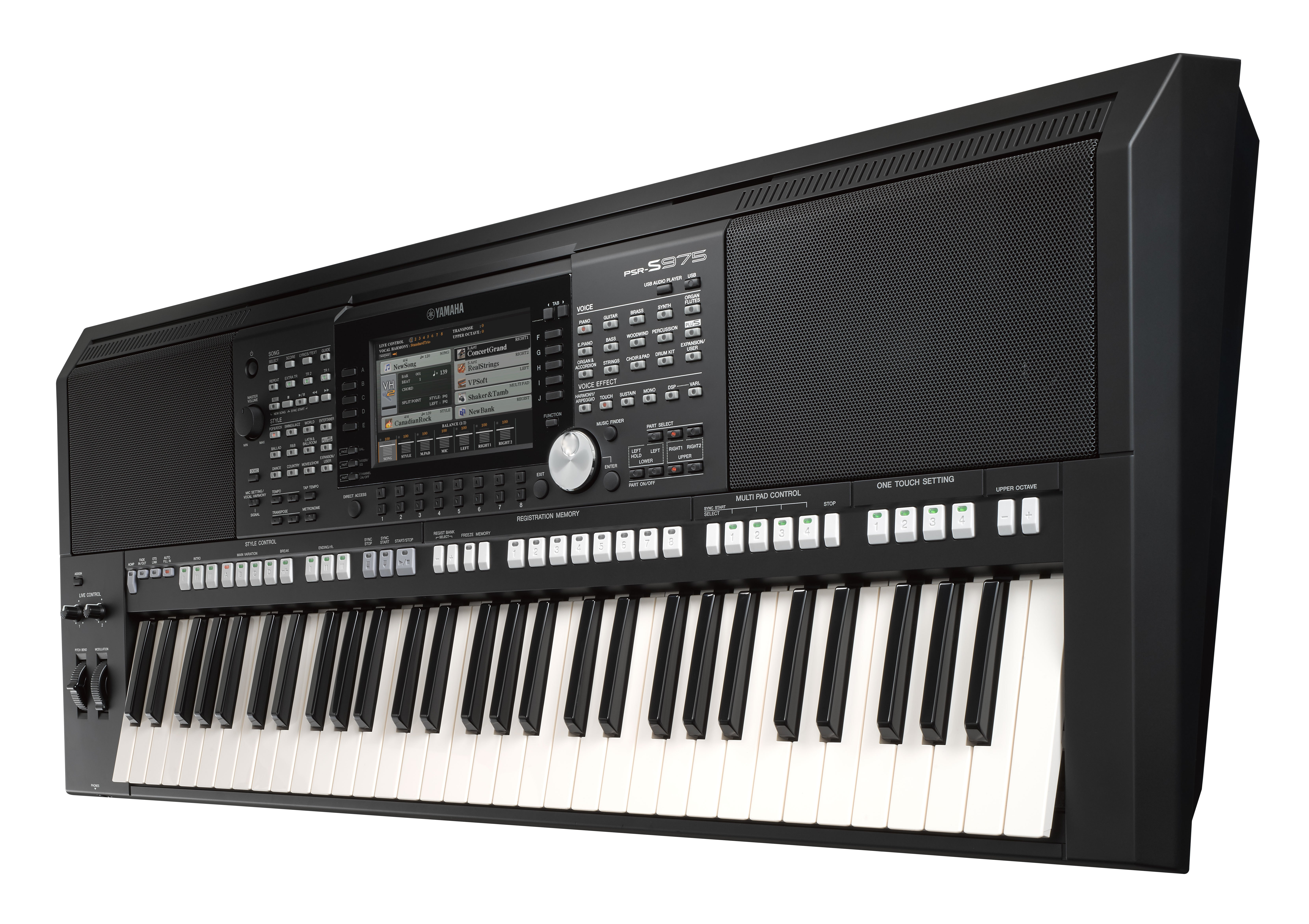 Psr S975 Overview Digital And Arranger Workstations Keyboard Surf Sound Synthesizer Previous