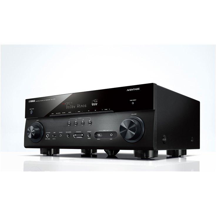 RX-A770 - Downloads - AV Receivers - Audio & Visual