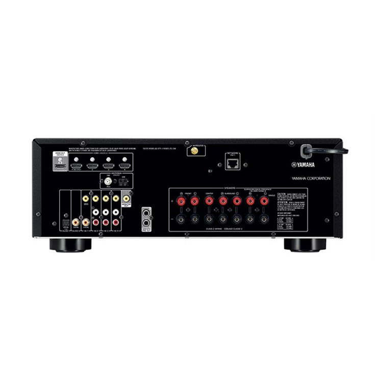 RX-V581 - Overview - AV Receivers - Audio & Visual - Products ... on