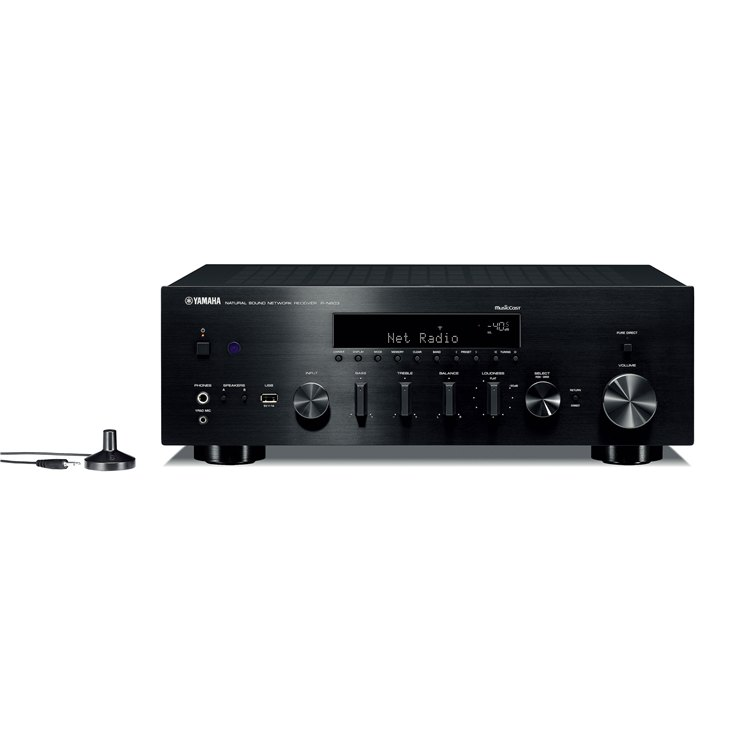 R N803 Network Stereo Receiver Overview Hi Fi Components