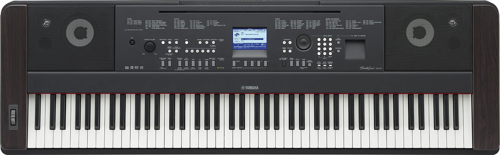 Yamaha Digital Piano DGX 650