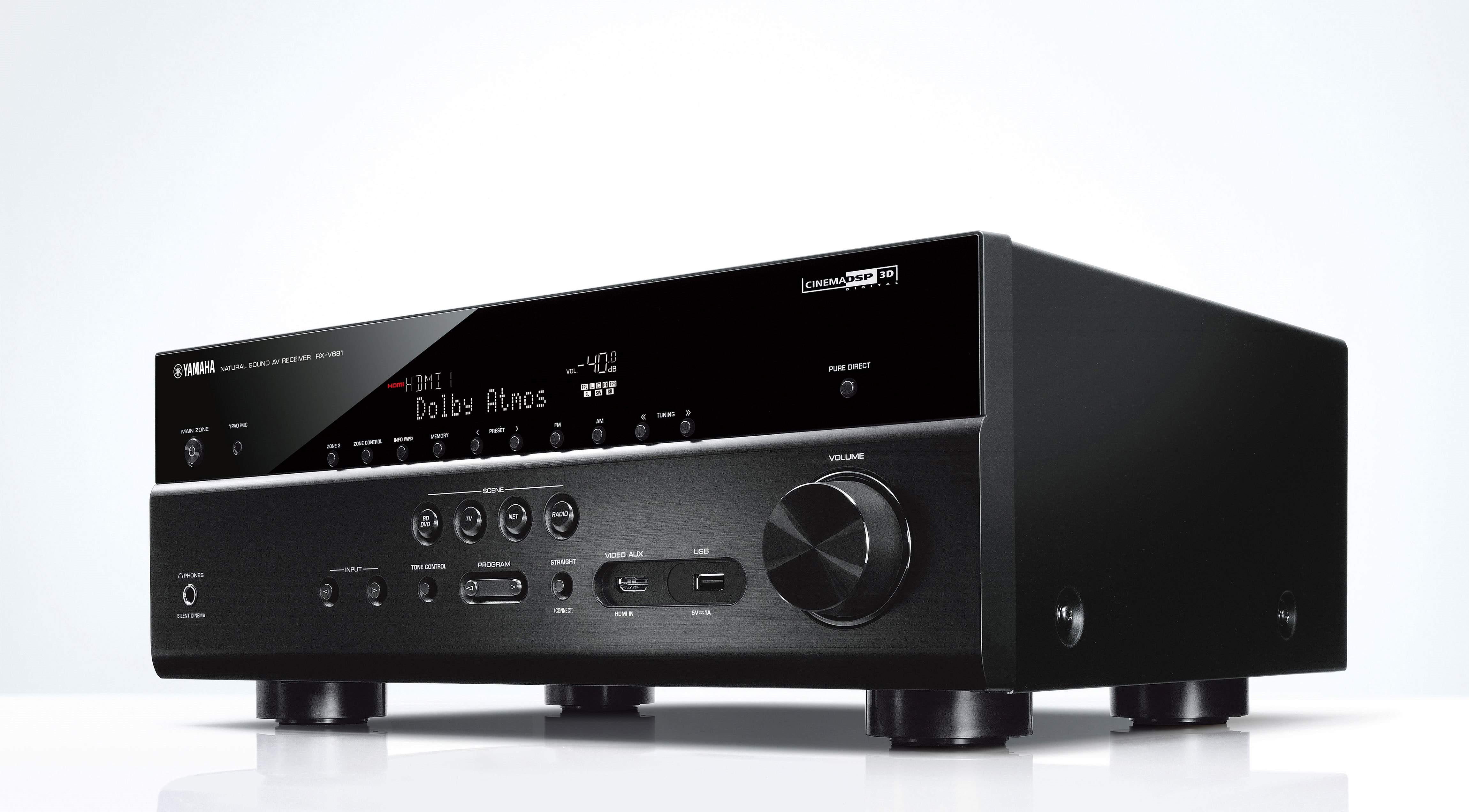 RX-V681 - Downloads - AV Receivers - Audio & Visual - Products