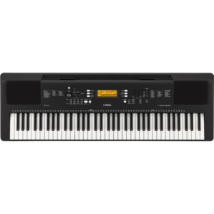 PSR-EW300 - Downloads - Portable Keyboards - Keyboard Instruments