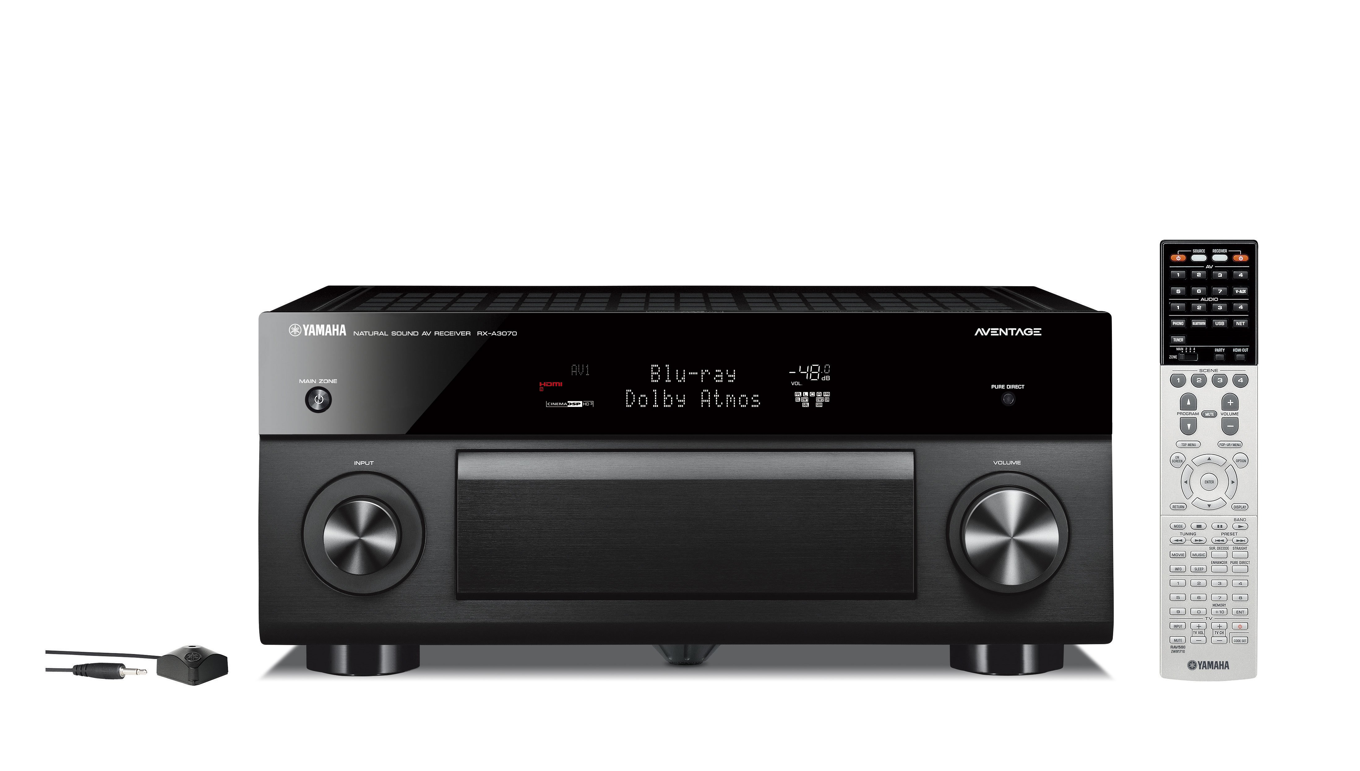 Rx A3070 Overview Av Receivers Audio Visual Products Wiring Xlr Musical Theatre Discontinued