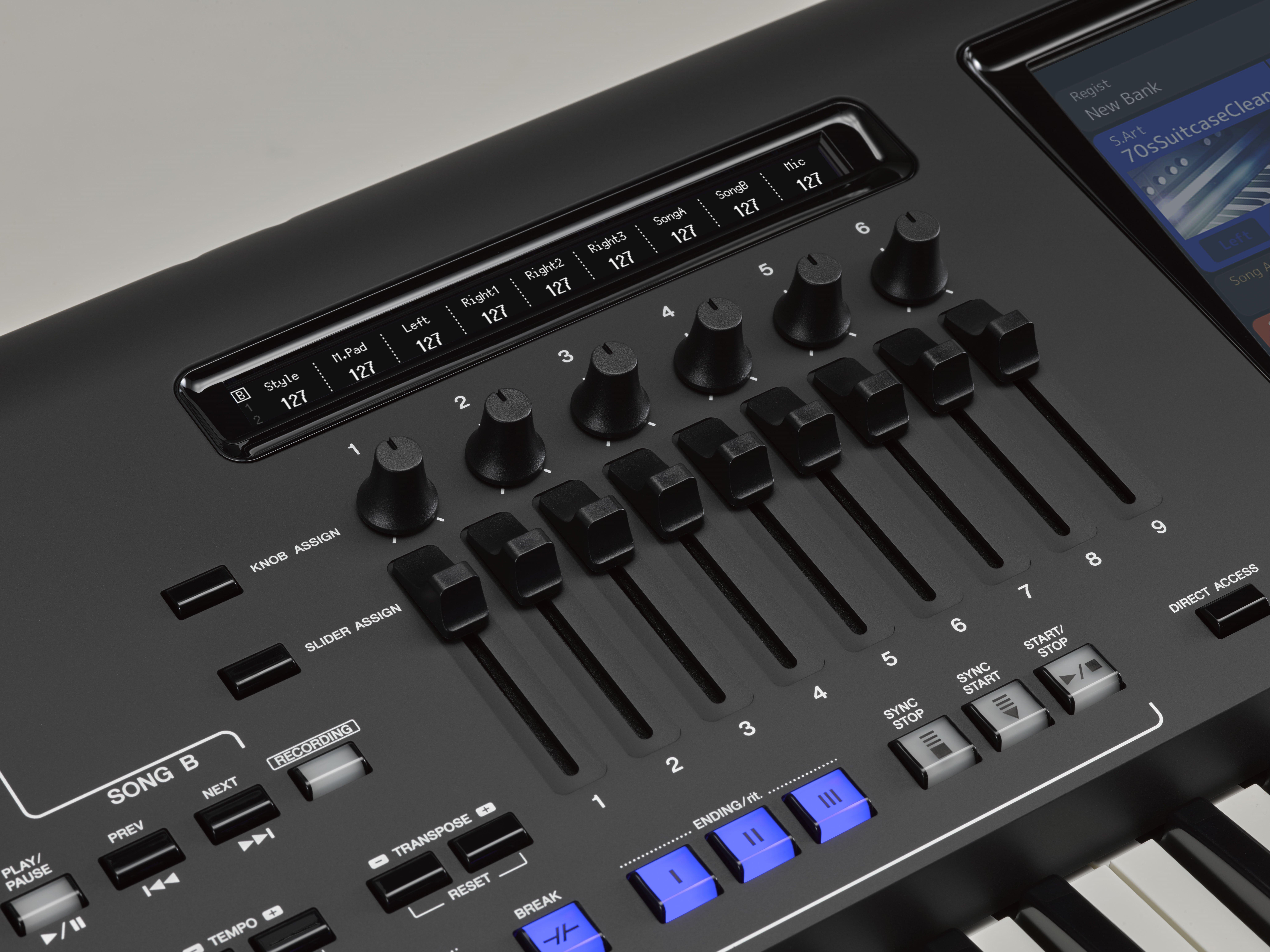 Genos - Features - Digital and Arranger Workstations
