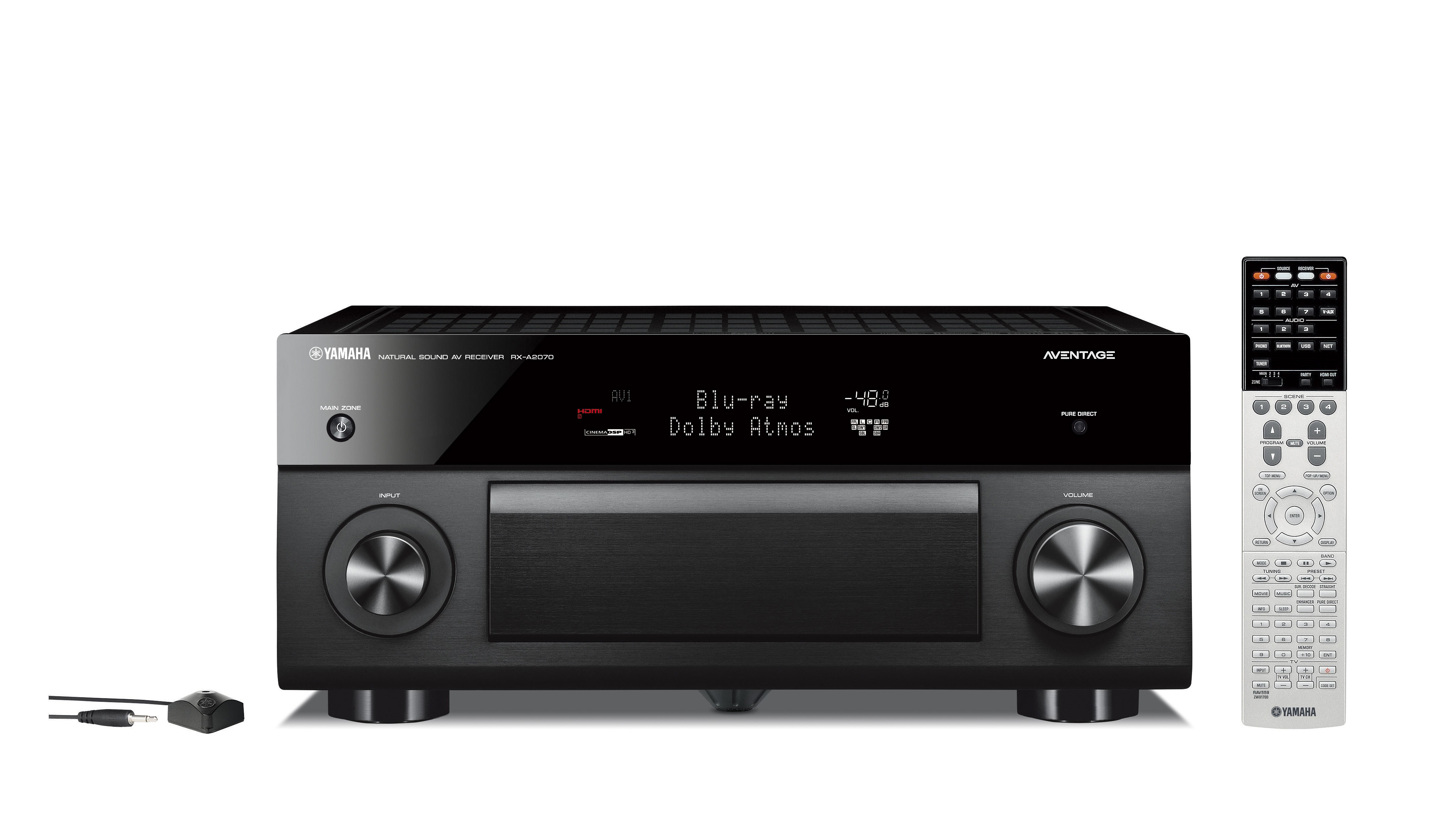 Rx A2070 Overview Av Receivers Audio Visual Products Enhancement For Analog Amplifier Discontinued
