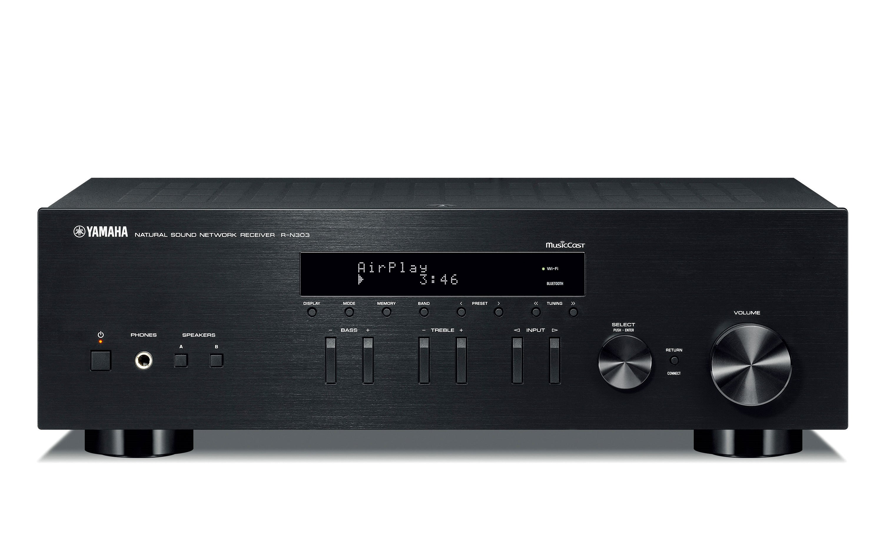 R-N303 Network Stereo Receiver - Videos - Hi-Fi Components