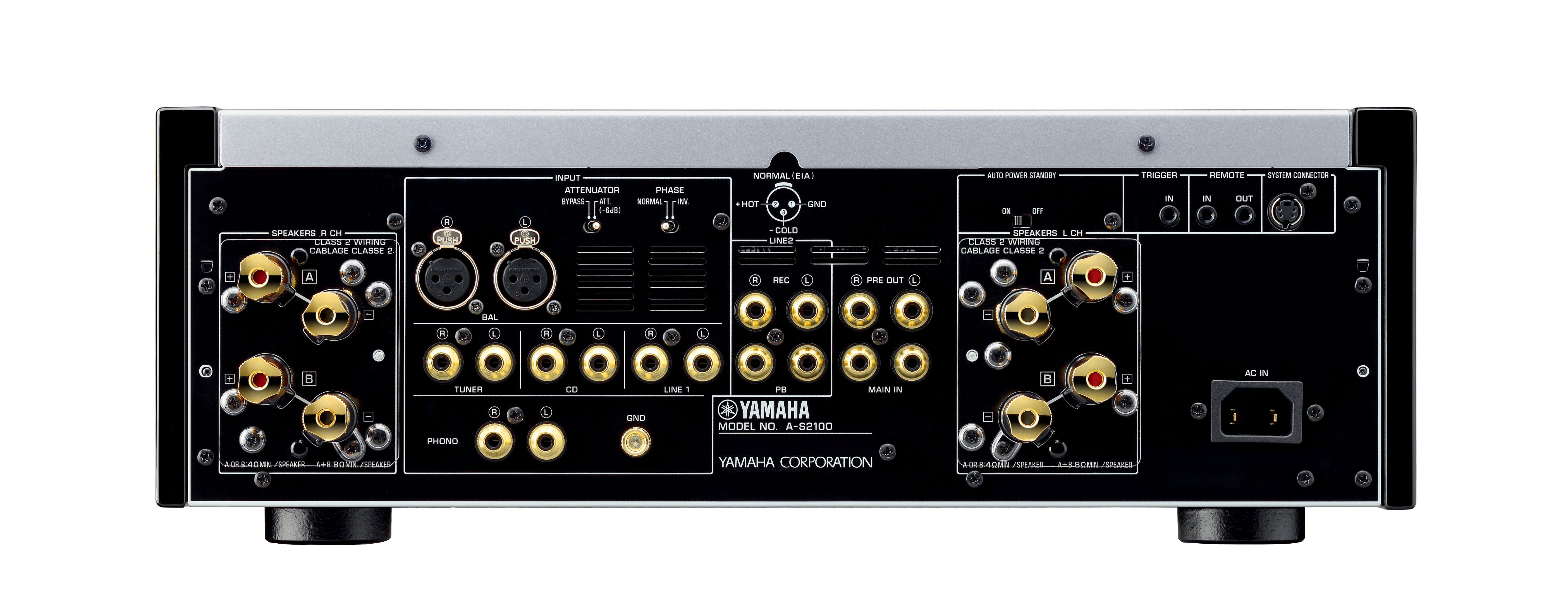 A-S2100 - Overview - Hi-Fi Components - Audio & Visual - Products