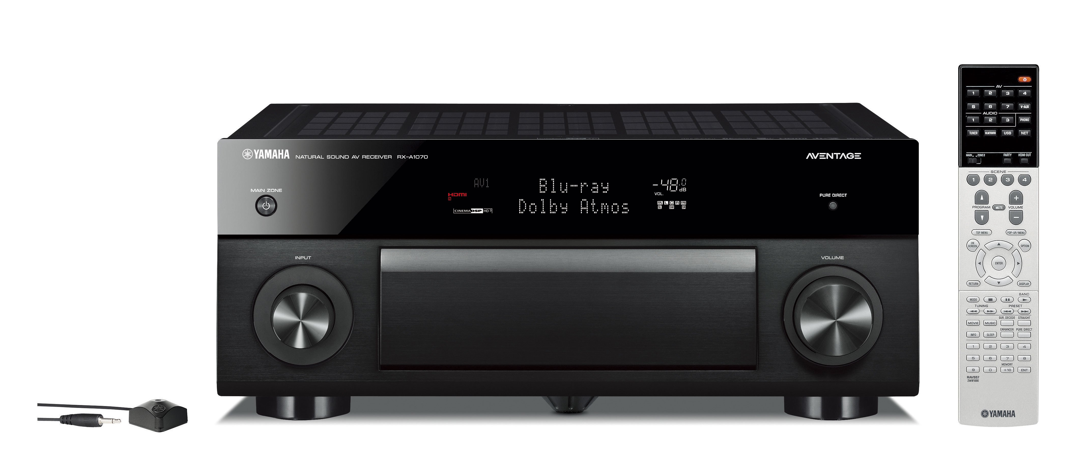 Rx A1070 Overview Av Receivers Audio Visual Products Rs232 Wiring Diagram For Surround Discontinued