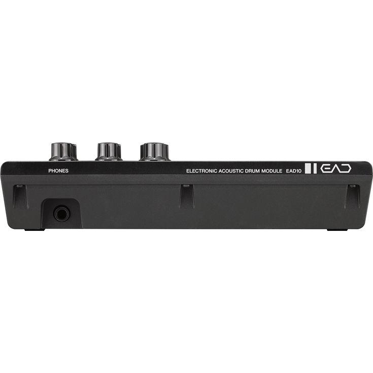 EAD10 - Product - EAD - Electronic Acoustic Drum Module