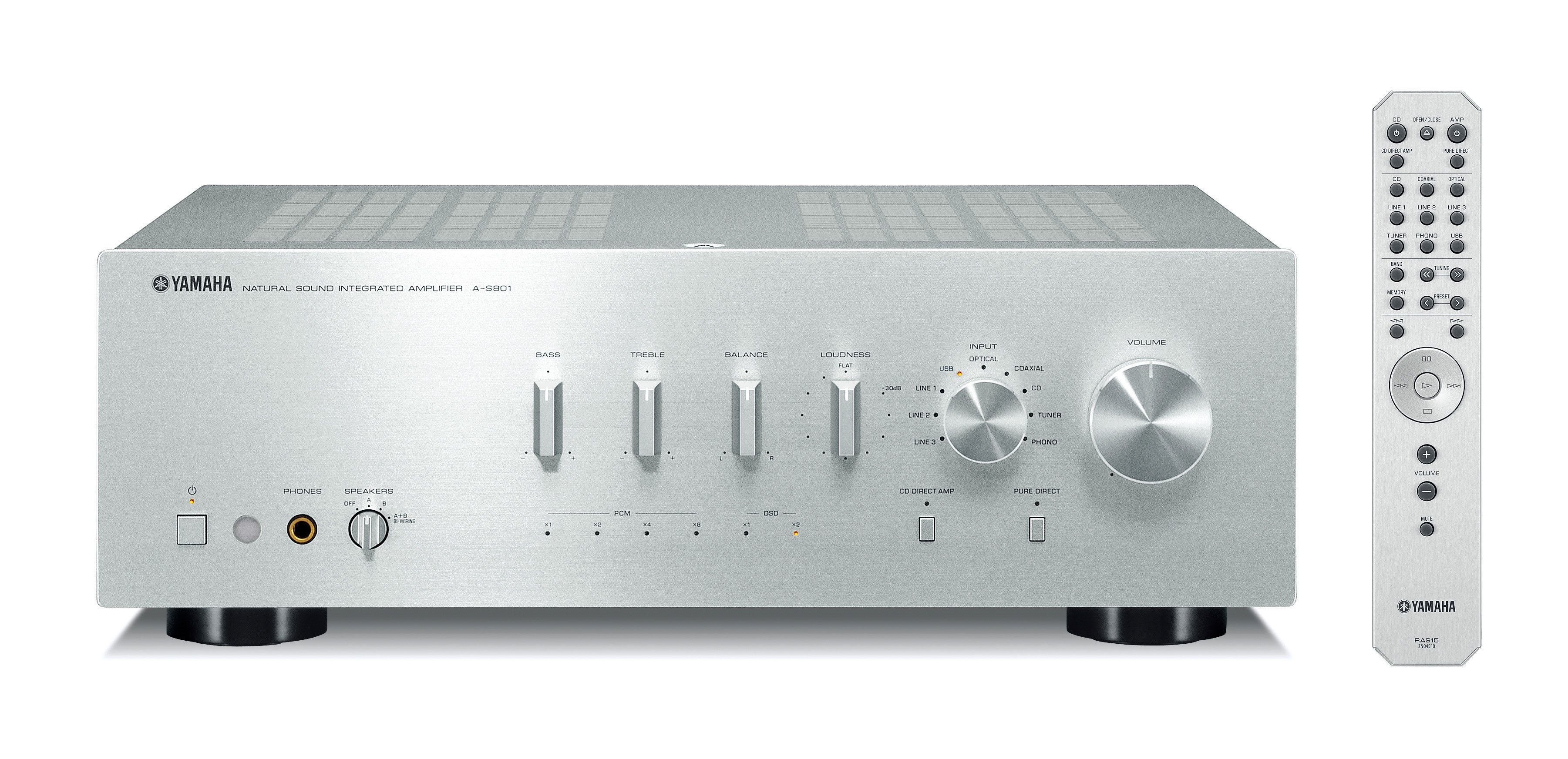 A-S801 - Overview - Hi-Fi Components - Audio & Visual - Products ...