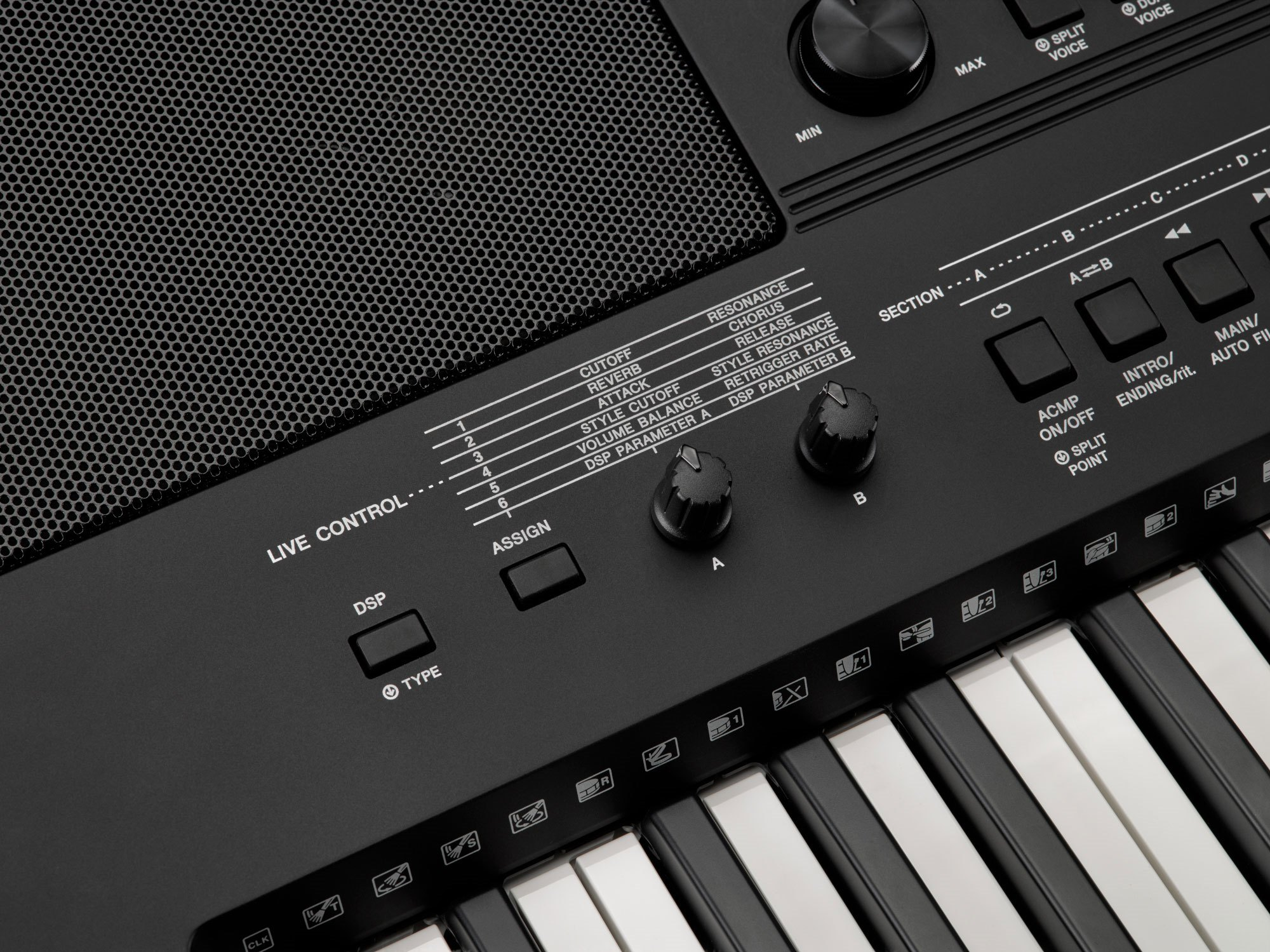 PSR-E453 - Specs - Portable Keyboards - Keyboard Instruments